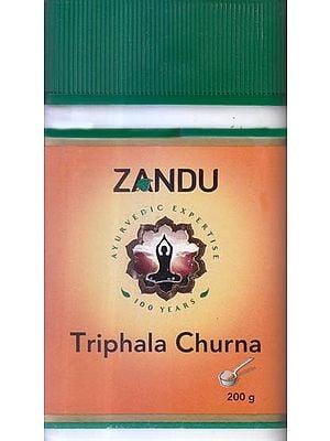 Zandu Triphala Churna