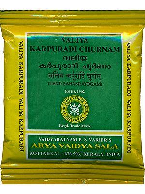 Valiya Karpuradi Churnam