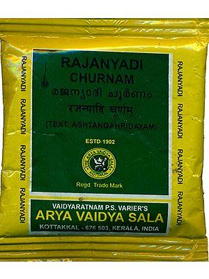 Rajanyadi Churnam