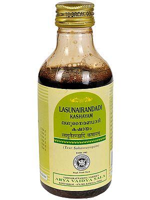Lasunairandadi Kashayam
