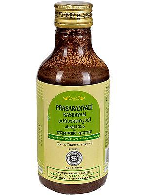 Prasaranyadi Kashayam