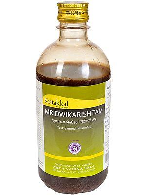 Mridwikarishtam