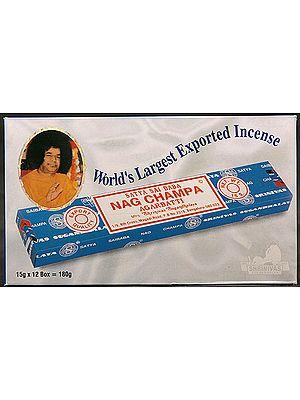 Nag Champa Agarbatti (Incense)