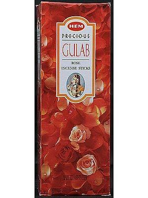 Hem Precious Gulab Rose Incense Sticks (Incense)