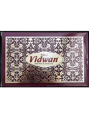 Tulasi Vidwan Premium Incense