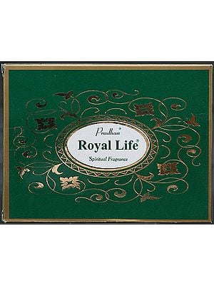 Pradhan Royal Life Spiritual Fragrance (Incense)
