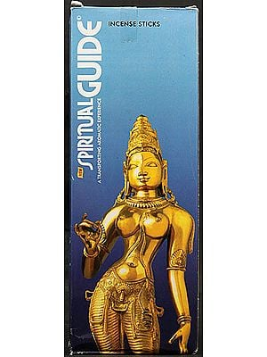 Spiritual Guide A Transporting Aromatic Experience (Incense)