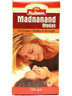 Madnanand Modak For Vigour, Vitality & Strength