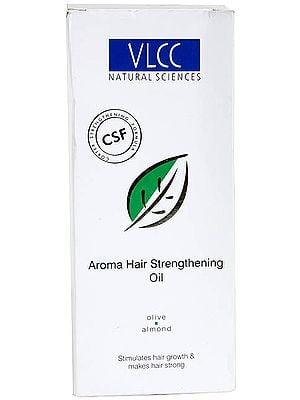 Aroma Hair Strengthening Oil (Olive & Almond)