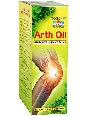 Arth Oil - Effective in Joint Pains (Safe, Natural & Effective)