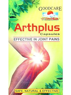 Arthplus Capsules - Effective in Joint Pains (Safe, Natural & Effective) (Sixty Capsules)
