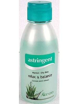 Astringent - Relax & Balance (Normal-Oily Skin)