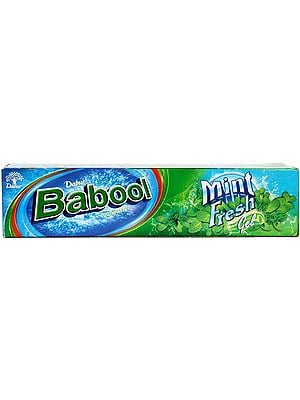 Babool Toothpaste (Mint Fresh Gel)