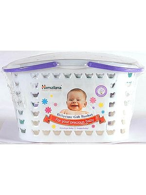 Babycare Gift Basket - For Your Precious Baby