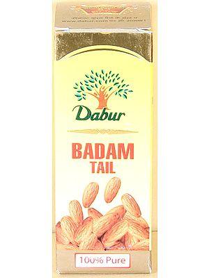 Badam (Almond) Tail (100% Pure Oil)