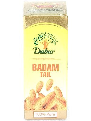 Badam (Almond) Tail (100% Pure Oil)