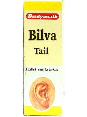 Bilva Tail (Oil) - Excellent Remedy for Ear-Ache