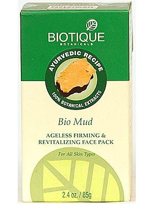 Bio Mud - Ageless Firming & Revitalizing Face Pack (For All Skin Types)