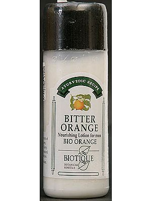 Bitter Orange - Nourishing Lotion for Men (Bio Orange)