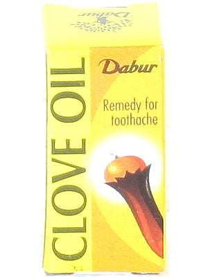 Clove Oil (Remedy for Toothache)