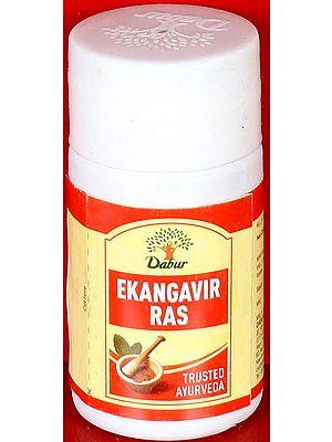 Ekangavir Ras (Trusted Ayurveda) (40 Tablets)