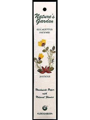 Eucalyptus Incense - Nature's Garden