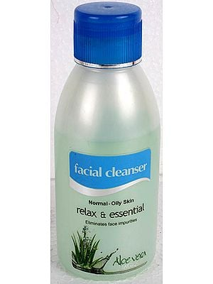 Facial Cleanser - Relax & Essential Eliminates Face Impurities (Normal - Oily Skin)
