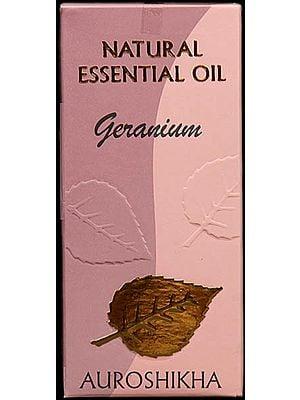 Geranium - Natural Essential Oil