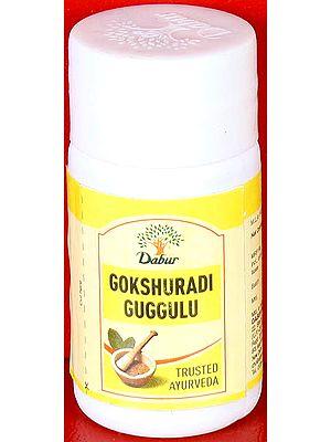 Gokshuradi Guggulu - Trusted Ayurveda (40 tablets)