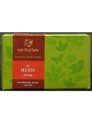 21 Herbs - Healing Soap (Natural Body Care)