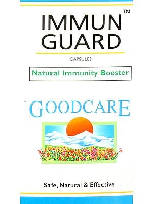 Immun Guard (Capsules): natural Immunity Booster