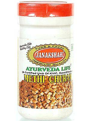 Janakshahi Ayurvide life Methi Churan