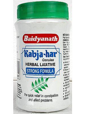 Kabja- Har Granules (Herbal Laxative Strong Formula)