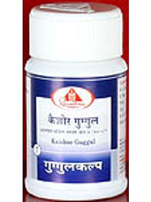 Kaishor Guggul - Sharangdhar Samhita Madhyam Khand 7/70-81 (Guggulkalp)