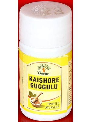 Kaishore Guggulu (Trusted Ayurveda) (60 Tablets)