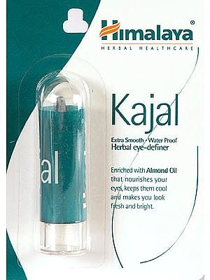 Kajal Extra Smooth - Water Proof Herbal Eye - Definer