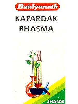 Kapardak Bhasma