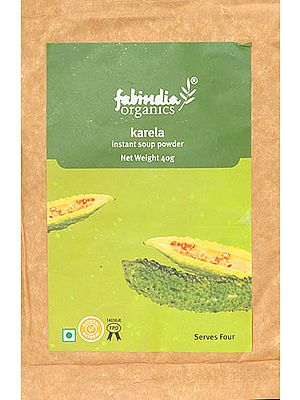 Karela Instant Soup Powder (Price per Two Packs)