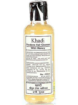Khadi Freederm Hair Cleanser with Honey