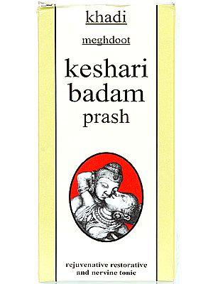 Khadi Meghdoot Keshari Badam Prash (Rejuvenative Restorative and Nervine Tonic)