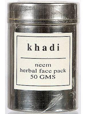Khadi Neem Herbal Face Pack