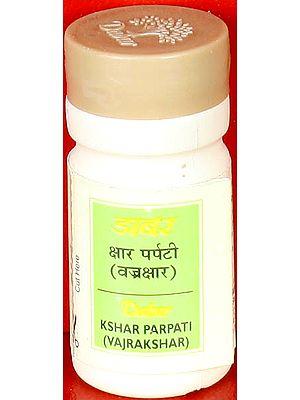 Kshar Parpati (Vajrakshar)