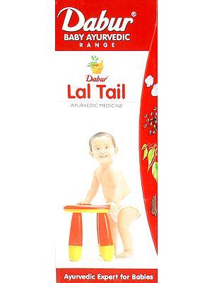 Lal Tail Ayurvedic Medicine (Dabur Baby Ayurvedic Range)