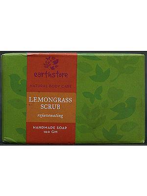 Lemongrass Scrub - Rejuvenating Soap (Natural Body Care)