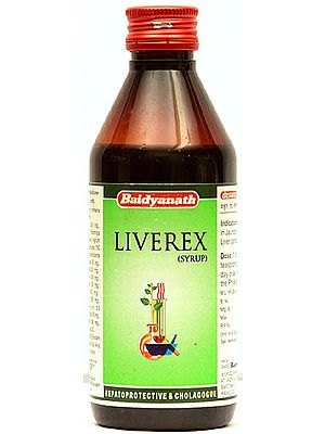 Liverex Syrup (Hepatoprotective & Cholagom m,.,gue)