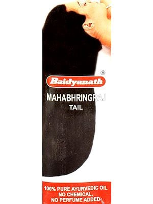 Mahabhringraj Tail (Oil)