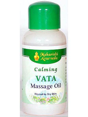 Maharishi Ayurveda Calming Vata Massage Oil: Normal To Dry Skin