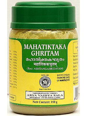 Mahatiktaka Ghritam
