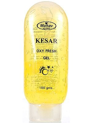 Manav Herbal Kesar Oxy Fresh Gel