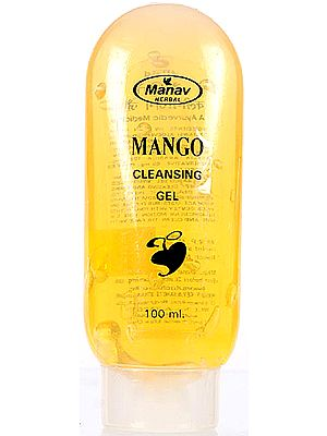 Manav Herbal Mango Cleansing Gel